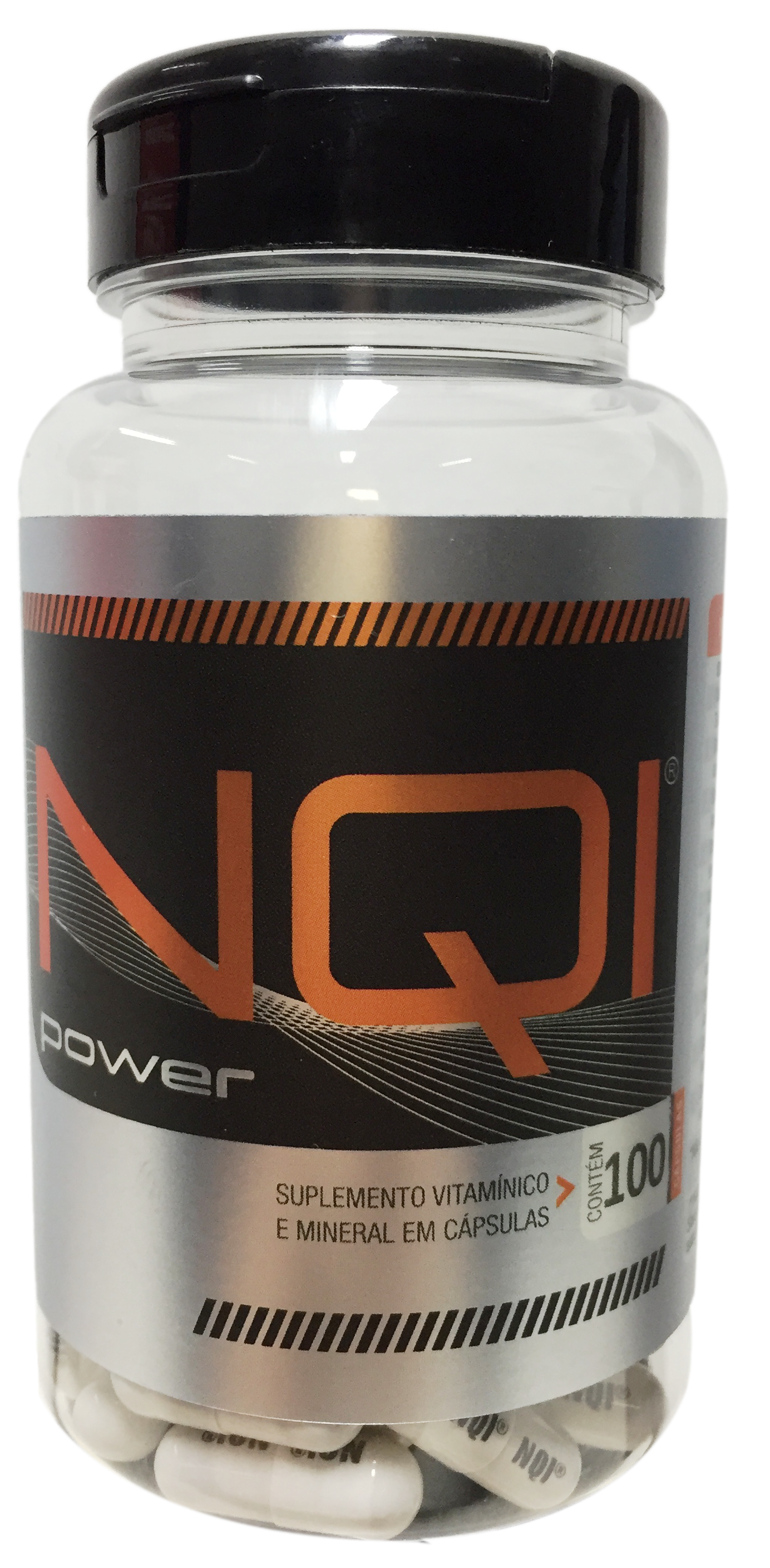 NQI POWER c/ 100 cápsulas