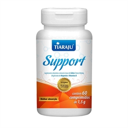 Support 1500 mg 60 comprimidos Tiaraju
