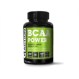 BCAA POWER 120 cápsulas Gaction