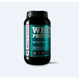 Whey Protein Fuel Tech Isolado Gaction