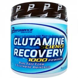 Glutamina Performance - 300g - Performance Nutrition - Glutamina Performance