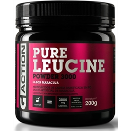 PURE LEUCINE  200gr  G-ACTION