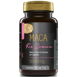 Maca for Woman 60 cáps UpNutri