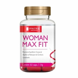 Woman Max Fit  60 cápsulas  Upnutri