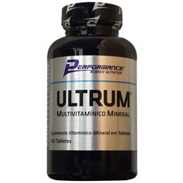 Ultrum Multivitamínico - 100 Cápsulas - Performance Nutrition