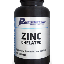 Zinco Chelated Performance 100 tablets